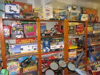 toys and games for sale