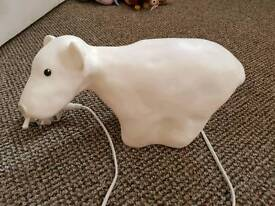 Polar bear night light