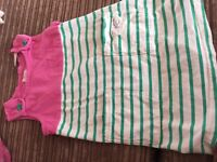Joules summer dress 3 years