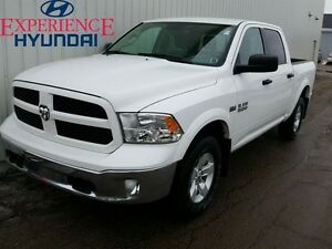 2016 Ram 1500 SLT LOADED SLT 4X4 CREW CAB EDITION WITH V8 ENGINE