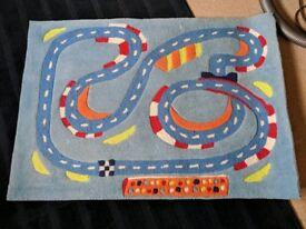 Next boys car rug
