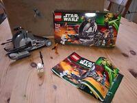 Lego Star Wars 75015: Corporate Alliance Tank Droid