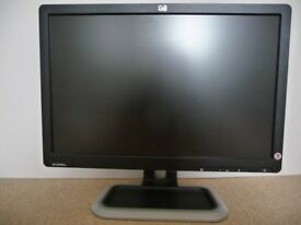 HP LE1901W 19inch Widescreen Flat Screen Computer Monitor