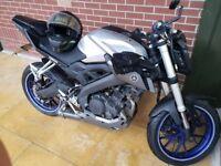 Yamaha MT-125 need gone