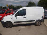 Renault KANGOO SL17 DCI 70,1461 cc Panel van,2 keys,clean tidy van,runs and drives well,Px to clear