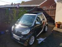 Smart car 1.0 petrol turbo 84 BHP