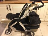 Oyster Max Double Pushchair / Pram