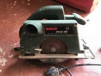 Bosch 6inc circular saw