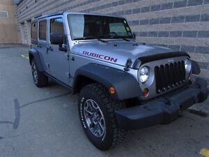 2013 Jeep WRANGLER UNLIMITED RUBICON/DUAL TOPS/4X4