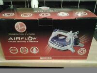 50 x hoover steam irons new retail £2000 sell for £400 new