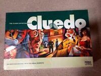 Brand New Board Game - Cleudo