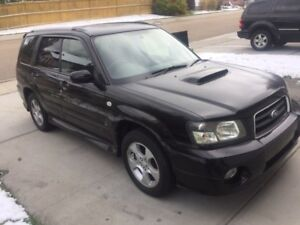 2002 Subaru Forester xt sg5 (REDUCED)