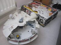 Genuine Star Wars Millenium Falcon(1983 Kenner) -Return of The Jedi (With Box)