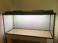180 Litre Aquarium / Fish Tank with Stand and Lights