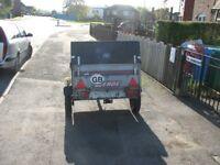 erde tipping trailer for swap