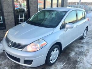 2008 Nissan Versa AUTO LOADED NICE!