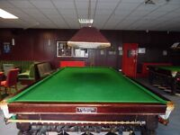 Full Size Snooker Table ***** FOR SALE *****