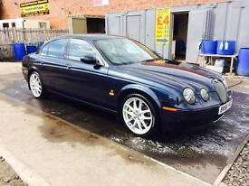 Jaguar s type 4.2 R type 56 Reg 405 BHP mint condition BALLISTIC MACHINE