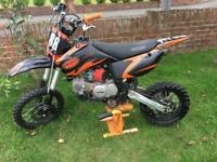 Lucky mx 140 pitbike
