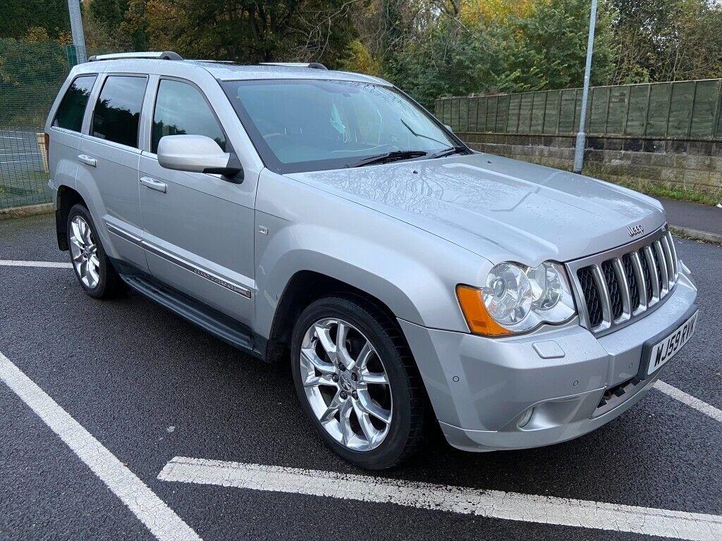 2009 Jeep Grand Cherokee Overland Srt8 Replica 12 Months Mot In Stoke On Trent Staffordshire Gumtree