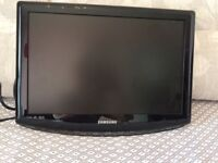 21 inch Samsung HD TV for sale