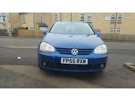 Volkswagen Golf 2.0 FSI GT 5dr Drives great. Hpi clear. Cambelt Changed