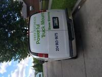 Carpet cleaning van for sale 2006 GMC 160k hydromaster 19800$