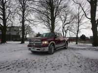 2016 Dodge Ram 5.7 Laramie Crew Cab 4x4,401 hp