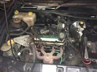 1.3 Ford Fiesta engine (2001)