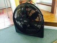 "Sinbo 18"" floor fan 3 speed"