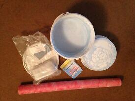 Wetroom tanking kit