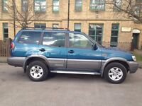 2002 Nissan Terrano II 7 seater Blue 2.9 Manual | Great Condition