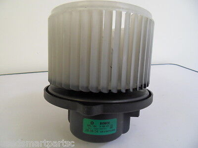 smart car fortwo city coupe cabriolet HEATER FAN BLOWER 450 models 1999-2007