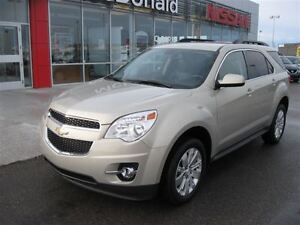 2011 Chevrolet Equinox On star, Leather seats, Deluxe Stereo.No