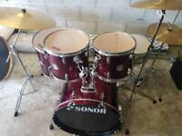 Sonor 503 Drum kit inc Hardware & Cymbals