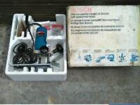 Bosch 1/4 Inch router