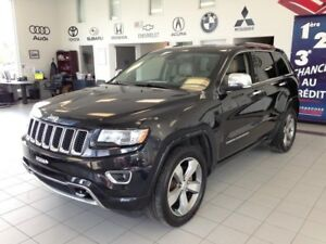 2014 Jeep Grand Cherokee Overland / TOIT PANORAMIQUE + GPS + CAM