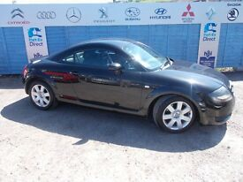 PART X DIRECT OFFERS YOU A AUDI TT COUPE WITH NEW MOT AND SERVICE!!!