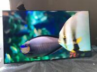 Samsung 55 inch 4K Quantum Dot Ultra HD Premium Smart LED TV Freeview HD Freesat HD
