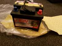 Brand new lion car battery