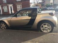 Smart roadster 0.7 targa