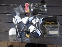 Harley Davidson mirrors and accessories job lot