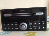 FORD FOCUS, SONY ( C307 ) STEREO