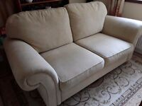 2/3 Seater Lounge Settee, 6ft long, excellent condition, non-Smoking and pet free household.