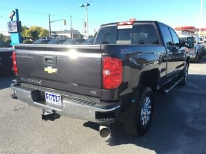 2015 Chevrolet SILVERADO 2500HD LTZ 4WD| Park assist Kingston Kingston Area image 5