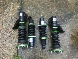 Honda Civic EP3 HSD MonoPro Coilovers 2001-2006 *USED, QUICK SALE*