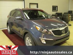 2012 Kia Sportage LX With Eco Mode Heated Seats New Michelins