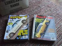 20 ISSUES FAST FORD MAGAZINE