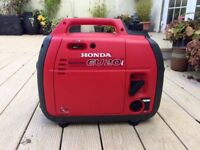 Honda - EU20i 2.0kW Portable Generator