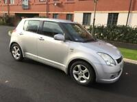 SUZUKI SWIFT VVTS GLS 1.5 PETROL MANUAL 5 DOORS